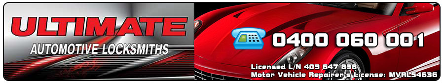 Ultimate Automotive Locksmiths